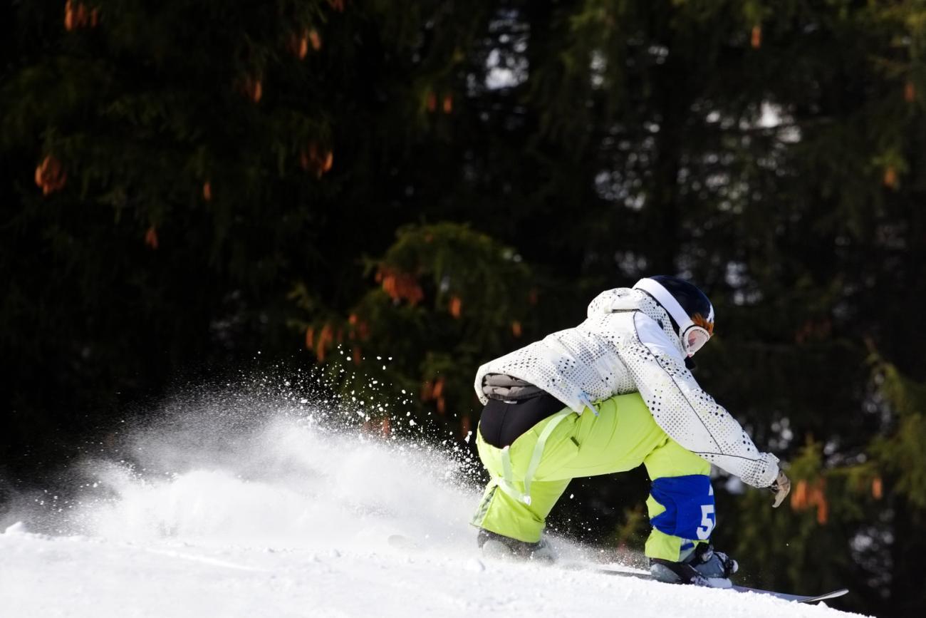 Jak nauczyć się jeździć na snowboardzie?