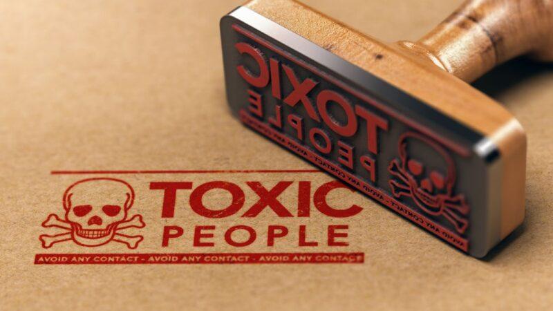 Jak uwolnić się od toksycznych ludzi?
