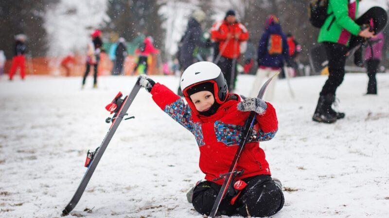 Jak nauczyć się jeździć na nartach?